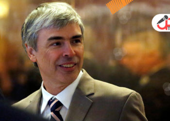 Journey of Larry Page