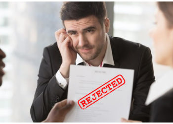 Deal With Interview Rejection