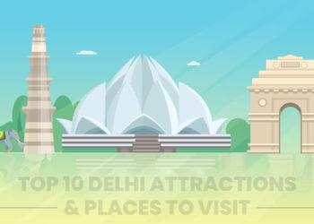Top 10 Delhi Attractions