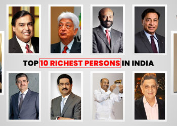 Top 10 Rich Person