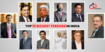 Top 10 Richest Persons in India