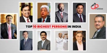 Top 10 Rich Person