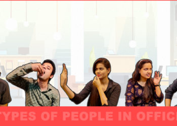 Types Of People in Office