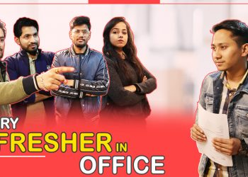 Types Of Freshers in Office