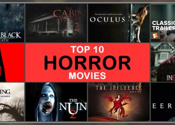 Top 10 Horror Movies