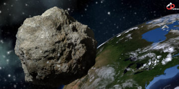 Large Asteroid Set to Fly near Earth