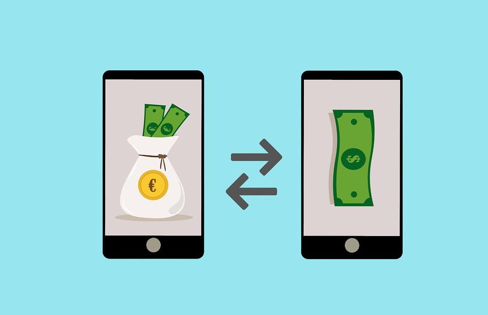 digital e-wallet app