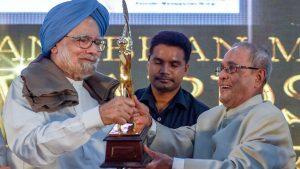 Manmohan Singh Achievements