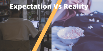 Expectation Vs Reality of work from home