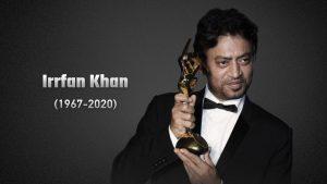 Irrfan Khan Award