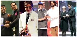 Top Actors in India Awards