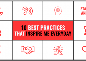10 Best Practices That Inspire Me Everyday