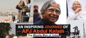 An Inspiring Journey of APJ Abdul Kalam 2