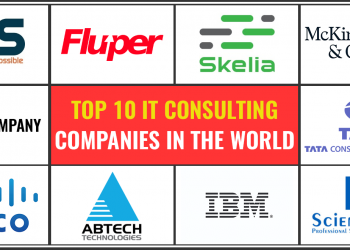 Top 10 IT Consulting Companies In The World