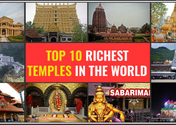 Top 10 Richest Temples in the World