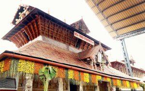 Temple of Guruvayurappan