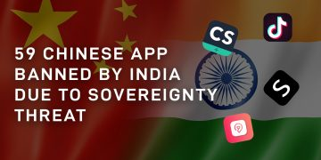 Chinese App Banned