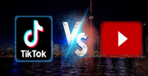 tiktok vs Youtube