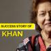 Journey of Saroj Khan