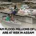 Assam Flood: Millions Of Lives Are At Risk In Assam