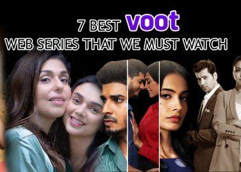 Voot Web Series