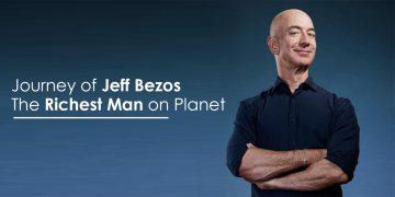Journey Of Jeff Bezos