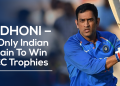 Journey of MS Dhoni
