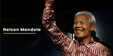Nelson Mandela- A Legend Born For Freedom