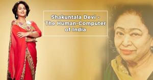 SHKUNTLA Devi