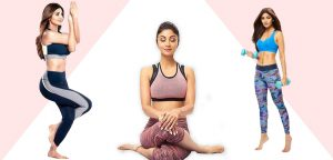 Shilpa Shetty's Fitness, Workout And Diet Secrets