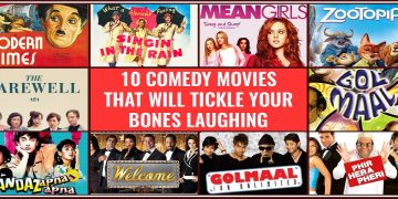 10 Comedy Movies That Will Tickle Your Bones Laughing