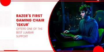 Razer's First Gaming Chair 'Iskur' Offers One Of The Best Lumbar Support