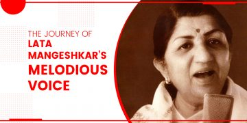 The Journey Of Lata Mangeshkar's Melodious Voice