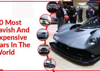 10 Most Lavish And Expensive Cars In The World