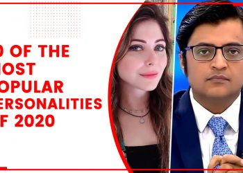 10 Of The Most Popular Personalities of 2020