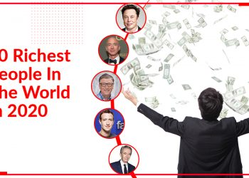 10 Richest People In The World In 2020
