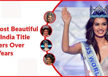 10 Most Beautiful Miss India Title Holders Over The Years