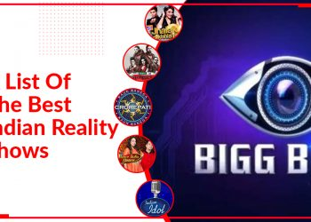 A List Of The Best Indian Reality Shows