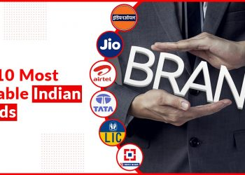 Top 10 Most Valuable Indian Brands