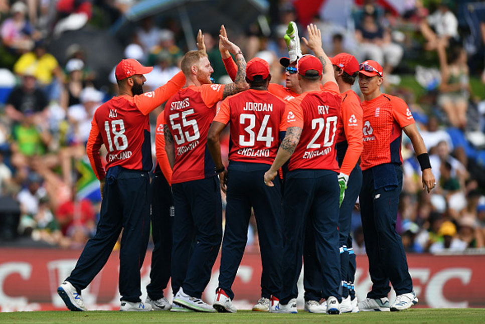 England Expected Playing XI