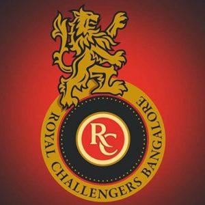 Royal Challengers Bangalore Team (RCB)
