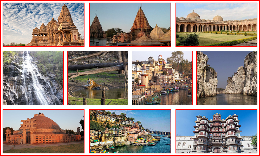 10 Most Beautiful Places To Visit In Madhya Pradesh