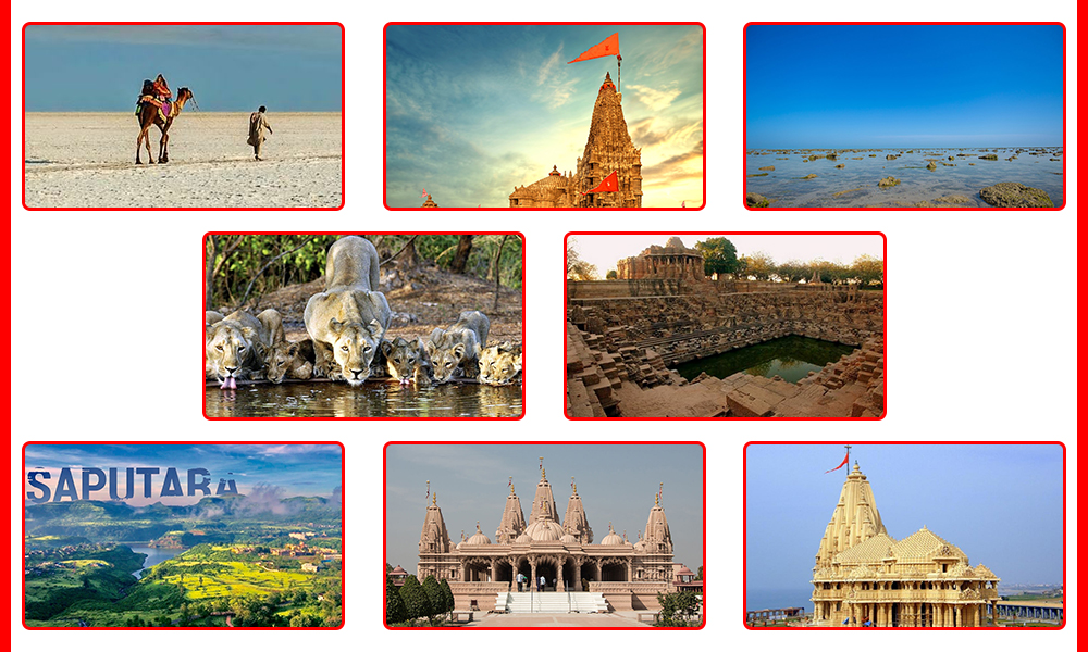 8 Most Amazing Places To Visit In Gujarat