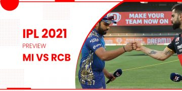IPL 2021: Preview MI vs RCB