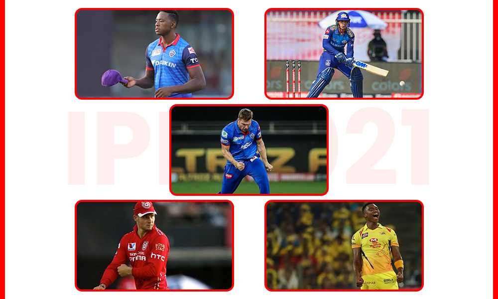 IPL 2021 List Of Players To Miss The Opening Phase Of The Competition 2