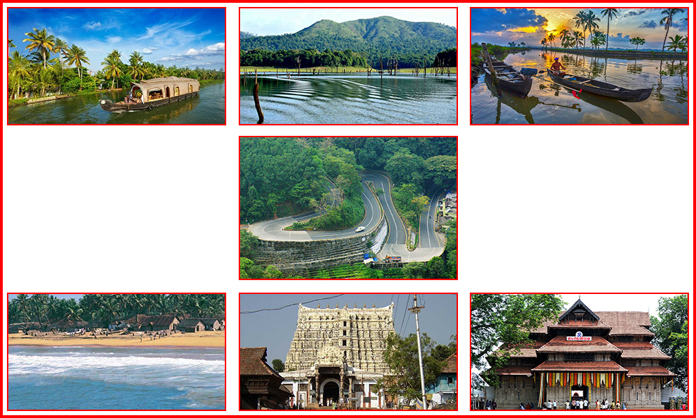 """The Most Amazing Places To Visit In Kerala- """"God's Own Country"""""""