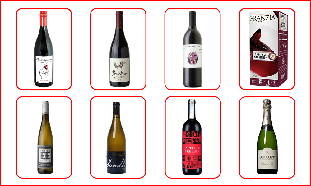 Best Inexpensive Yet Tasty Wines to Drink