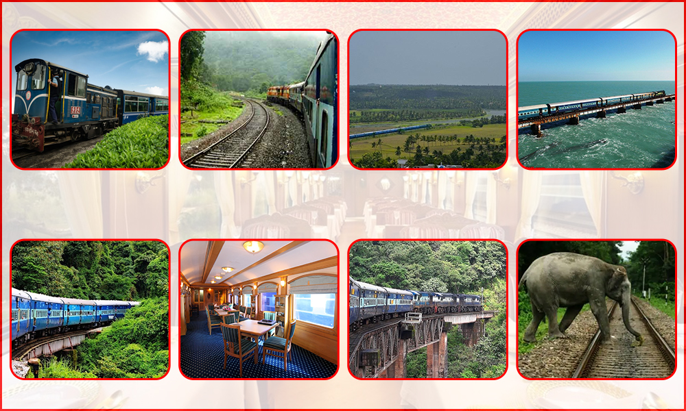 Best Train Routes To Cover In India