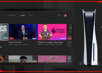 The PS5 now has a YouTube TV app-FI